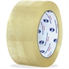 "ipg Hot Melt Carton Sealing Tape - 2"" Width x 1000 yd Length - Polypropylene Film - Rubber Resin Backing - Pressure Sensitive - 6 / Carton - Clear"