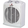 Lorell Thermo Heater - Electric - Electric - 900 W to 1.50 kW - 50 Sq. ft. Coverage Area - 1500 W - Indoor - Portable - White