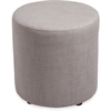 "Lorell Fabric Cylinder Chair - Plywood16.8""18"""