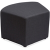 "Lorell Fabric Quad Chair - Plywood16.8"" x 16.8"" x 18"""