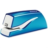 Leitz NeXXt Electric Stapler - 10 Sheets Capacity - 4 x AA Batteries - Blue