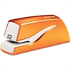 Leitz NeXXt Electric Stapler - 10 Sheets Capacity - 4 x AA Batteries - Orange