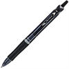 Acroball Colors Pens - Medium Point Type - 0.1 mm Point Size - Refillable - Black - Black Barrel - 1 Each