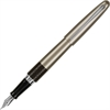 Pilot MR Animal Collection Fountain Pen - Fine Point Type - Refillable - Black - Gold Brass, Stainless Steel Barrel - 1 / Each