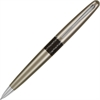 MR Animal Collection Ballpoint Pen - Medium Point Type - 1 mm Point Size - Refillable - Black - Gold Brass, Stainless Steel Barrel - 1 / Each