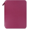 "Filofax Pennybridge Carrying Case (Portfolio) for iPad, Tablet - Raspberry - Polyurethane - 12.8"" Height x 10.2"" Width x 1"" Depth"