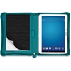 "Filofax Saffiano Carrying Case for 10.1"" Tablet - Aqua - Polyurethane"