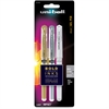 Uni-Ball 207 Impact Pens - Bold Point Type - 1 mm Point Size - Refillable - Assorted - Assorted Barrel - 3 / Pack