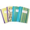 Sparco Composition Books - 80 Sheets - College Ruled - Multi-colored Cover - 4 / Pack
