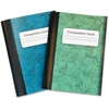Sparco Composition Books - 80 Sheets - Multi-colored Cover - 4 / Pack