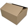 "Sparco Shipping Case - External Dimensions: 20"" Width x 12"" Depth x 8"" Height - Corrugated - Kraft - For Mailroom - Recycled - 25 / Pack"