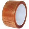 "Sparco Natural Rubber Carton Sealing Tape - 3"" Width x 110 yd Length - Natural Rubber - Durable - 24 / Carton - Clear"