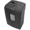 Swingline SX19-09 Super Cross-cut Shredder - Super Cross Cut - 19 Per Pass - for shredding Paper, CD, DVD, Credit Card, Paper Clip, Staples - P-4 - 2 Minute Run Time - 9 gal Wastebin Capacity - Black