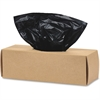 Tatco Dog Waste Station Refill Bags - Black - 2000/Carton - Waste Disposal, Office, Park, Home
