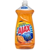 AJAX Orange Triple Action Dish Liquid & Hand Soap - Liquid Solution - 0.22 gal (28 fl oz) - Orange Scent - 1 Each - Orange