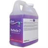 RMC Perfecto 7 Lavendar Cleaner - Concentrate Liquid Solution - 0.50 gal (64.25 fl oz) - Lavender Scent - 4 / Carton - Purple