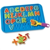 Learning Resources Jigsaw Puzzle - Skill Learning: Alphabet, Word Recognition, Fine Motor - 28 Pieces