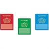 "Trend Passport Classic Accents - Learning, Fun Theme/Subject - 36 Passport - Precut, Durable, Reusable - 6"" Height - Multicolor - 36 / Pack"
