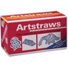 "ChenilleKraft Artstraws Classpack Art Straws - 1800 Piece(s) - 16.5"" - 1800 / Box - White"