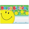 "Trend Happy Birthday Smile Recognition Awards - 8.50"" x 5.50"" - Multicolor"