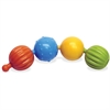 "The Pencil Grip Textured Pop Beads - 9"" x 3""3"" - 100 / Pack - Assorted"