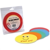 "Hygloss Color Paper Circles - 50 Piece(s) - 5"" - 50 / Pack - Assorted"