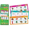 Trend Wipe-Off Learning Card - Theme/Subject: Learning - Skill Learning: Reading, Counting, Listening, Word, Sight Words, Consonant Sound, Color, Rhyming - 24 Pieces - 4+