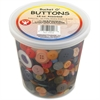 Hygloss Bucket 'O Buttons - 1 Each - Assorted