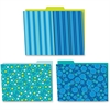 Carson-Dellosa Bubbly Blues File Folders Set - Multi-colored - 6 / Pack
