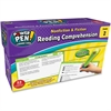 Teacher Created Resources Power Pen Learning Card - Theme/Subject: Learning - Skill Learning: Reading, Comprehension - 53 Pieces