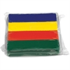 ChenilleKraft Primary Colors Modeling Clay - 4 / Set - Red, Yellow, Blue, Green