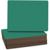 "Flipside Green Chalk Board Class Pack - 9.5"" (0.8 ft) Width x 12"" (1 ft) Height - Green Surface - Rectangle - 24 / Pack"