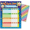 Trend Kid Learning Chart - Theme/Subject: Learning - Skill Learning: Star Chart