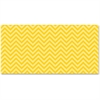 "Pacon Chic Chevron Design Bulletin Board Papers - 48"" x 12 ft - 1 Roll - Yellow"