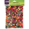ChenilleKraft Wood Beads - 1 Each - Assorted - Wood