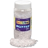 ChenilleKraft Glitter Flakes - 8 oz - 1 Each