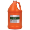 Handy Art Premium Tempera Paint Gallon - 1 gal - 1 Each - Orange
