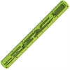"Helix Twist?n Flex 12"" Ruler - 12"" Length - Imperial, Metric Measuring System - 1 Each - Assorted"
