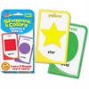 Trend Challenge Cards Learning Card - Theme/Subject: Learning - Skill Learning: Shape, Color Matching - 56 Pieces - 3+