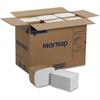 "Georgia-Pacific MorNap Full Fold Dispenser Napkins - 1 Ply - Full Fold - 12"" x 17"" - White - Absorbent, Biodegradable - For Restaurant - 250 Sheets Per Bundle - 6000 / Carton"
