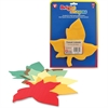 "Hygloss Bright Shapes Color Tissue Leaves - 180 Piece(s) - 6"" - 20 / Pack - Assorted"