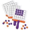 Learning Resources Magnetic Array Answer Boards - Theme/Subject: Learning - Skill Learning: Addition, Multiplication, Number, Operation, Counting, Cardinality, Algebraic Thinking