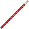 Moon Products Big Dipper Jumbo Pencil - #2 Lead Degree (Hardness) - Red Barrel - 6 / Dozen