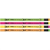 Moon Products You Are The Best Themed Pencils - #2 Lead Degree (Hardness) - Neon Barrel - 1 Dozen
