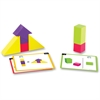 Learning Resources Mental Blox Point Of View Game - Skill Learning: Critical Thinking, Problem Solving, Spatial Visual Skill
