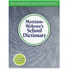 Merriam-Webster School Dictionary Dictionary Printed Book - English - Hardcover - 1280 Pages