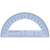 CLI Metal Protractor - Metal - White