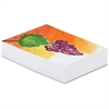 "Pacon Art1st Mixed Media Art Paper - 18"" x 12"" - 80 lb Basis Weight - 500 / Ream - White - Paper"