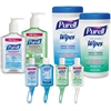 Gojo Purell On-the-go Sanitizer Kit