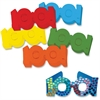 ChenilleKraft 100th Day Paper Fun Glasses - Fun Theme/Subject - 100th Day of School - Durable - Assorted - Paper - 25 / Set